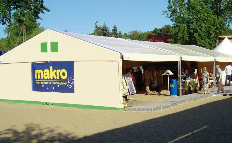 Hala namiotowa targowa Stare Jabłonki №280428
