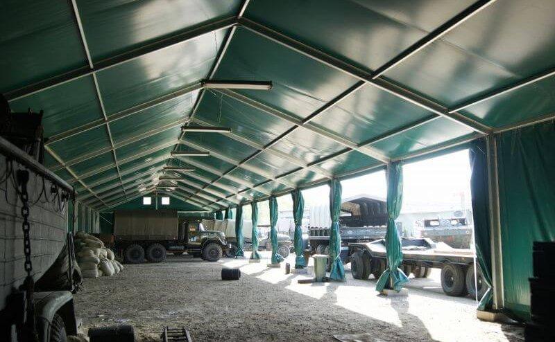 Hangar wojskowy Mrągowo №280400