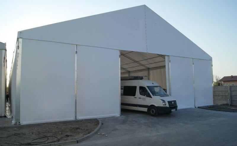 Namiot magazynowy Bydgoszcz №40171