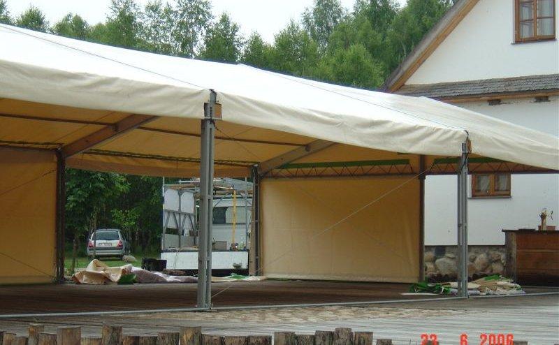 Namiot okolicznościowy Białystok №200523