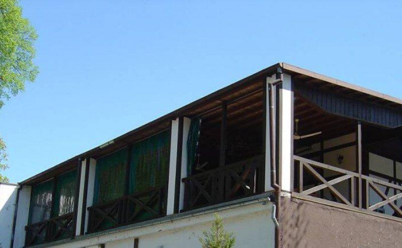 Folia przeźroczysta do okien i altan Krutyń №280383