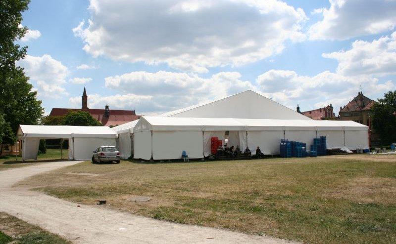 Namiot halowy Gliwice №240490