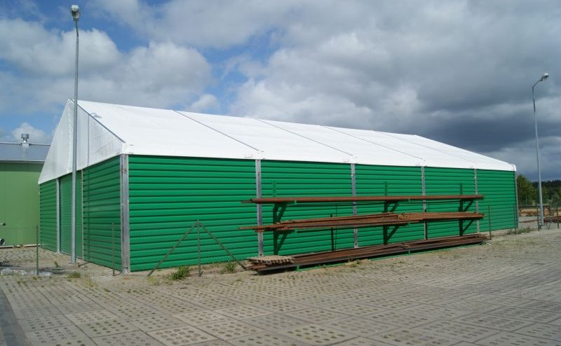 Namiot magazynowy Bożepole Małe №220494