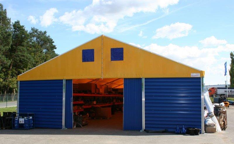 Namiot magazynowy Straszyn №220520