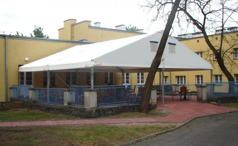 Zadaszenie restauracji Legionowo №140222