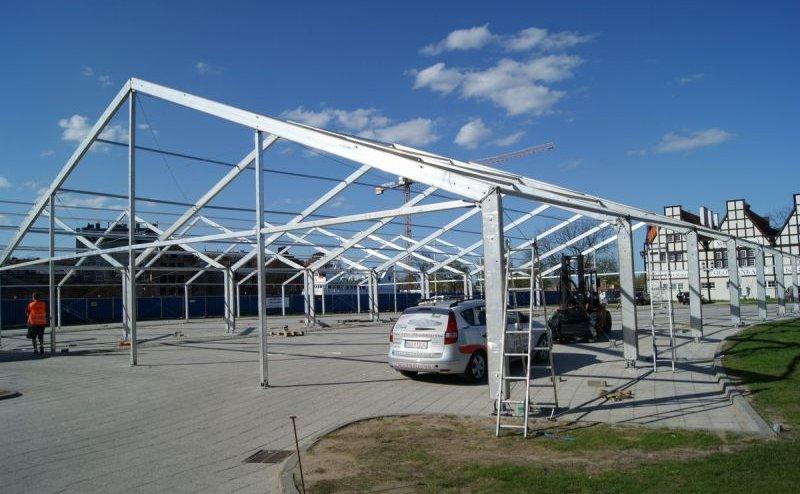 Namiot okolicznościowy Gdańsk №220501