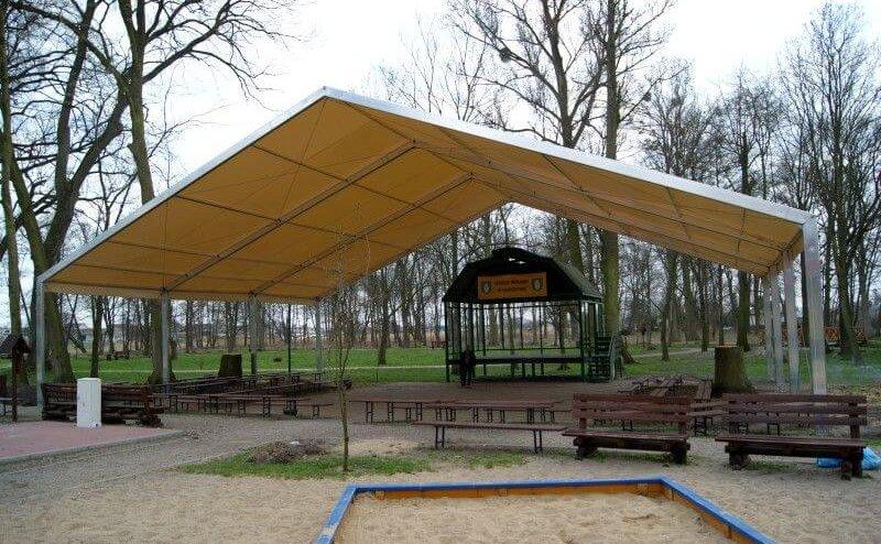 Hala namiotowa koncertowa Łabiszyn №40180