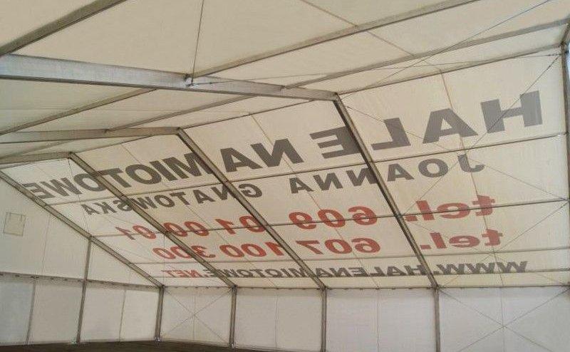 Namiot magazynowy Korycin №200534