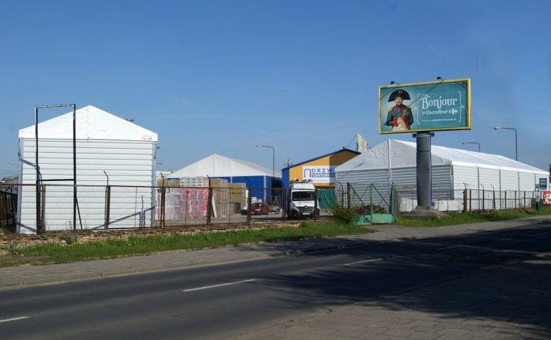 Brama halowa/namiotowa Szczecin №320465