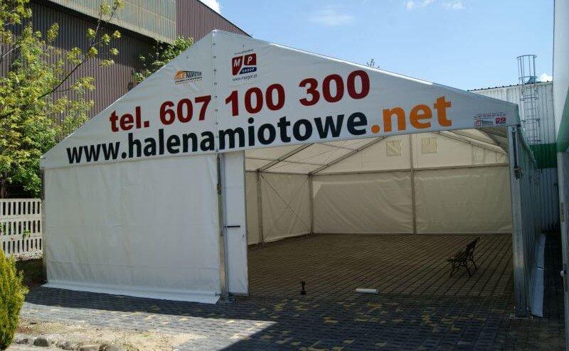 Namiot halowy Lublin №60204