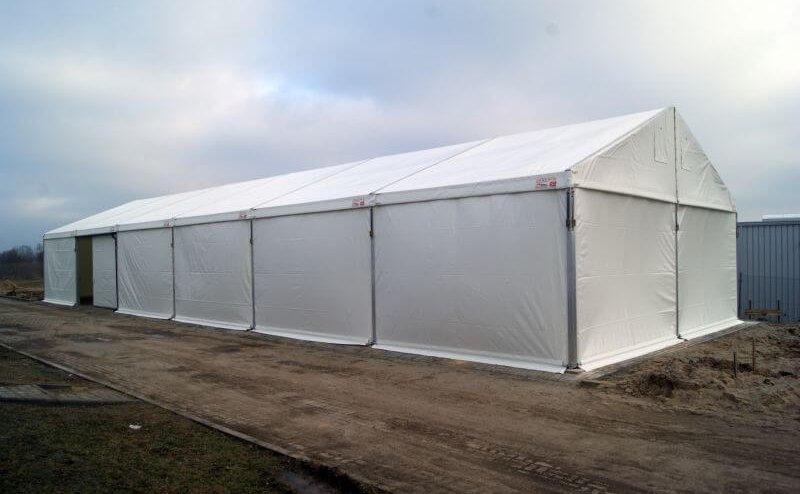 Namiot halowy Bartoszyce №280342