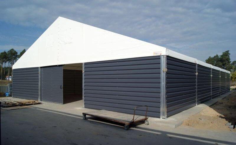 Namiot magazynowy Bydgoszcz №40175