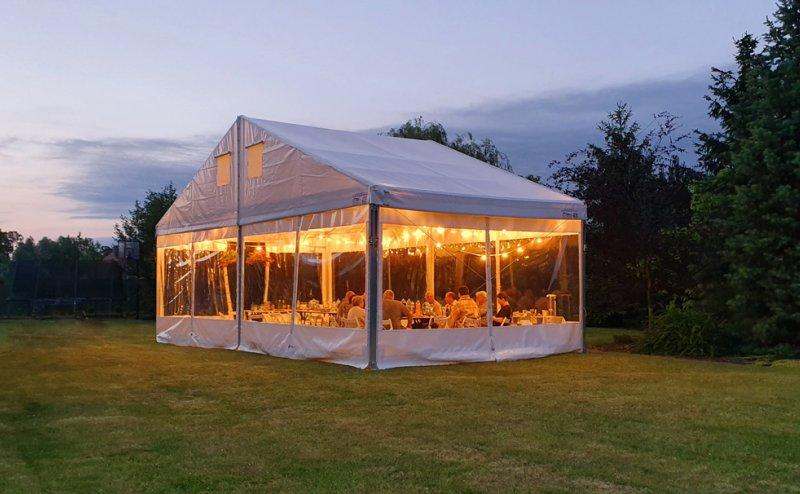 Hale namiotowe do wynajęcia na imprezy Klebark Wielki №281170