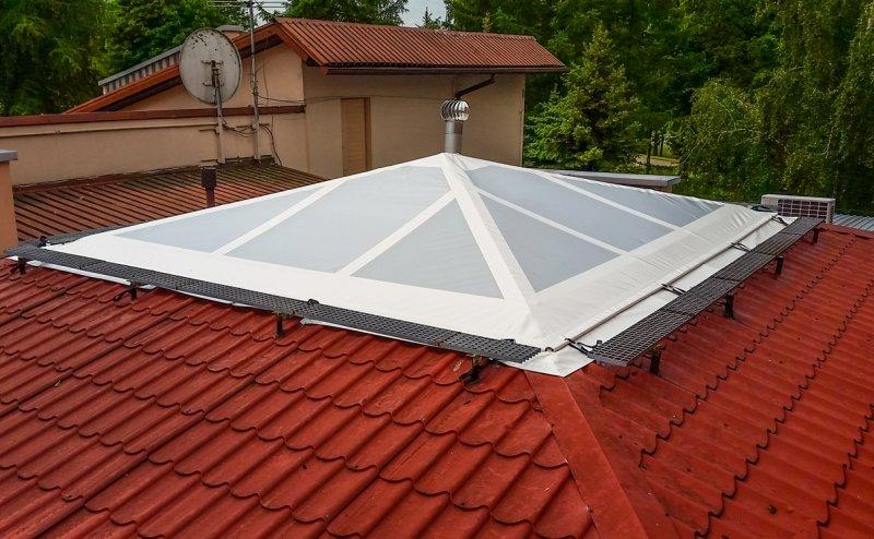 Osłona świetlika dachowego Lutry №280994