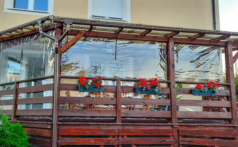 Folie na taras w Olsztynie Olsztyn №281016