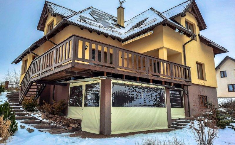 Okna tarasowe w Kieźlinach Kieźliny №281082