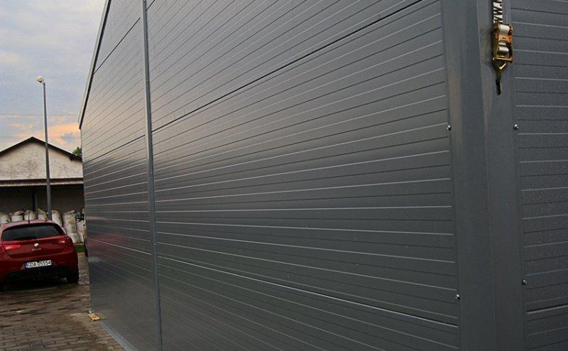 Hala z płytą warstwową w Łęgowie Łęgowo №220817