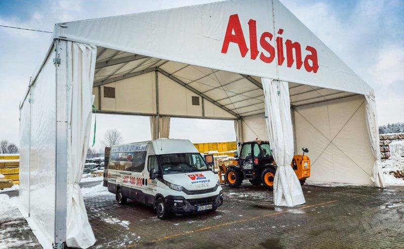 Hala dla firmy Alsina Chełmek №141076