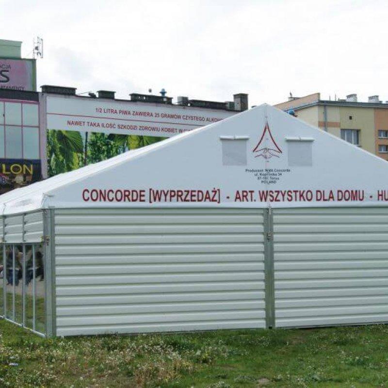 Namiot magazynowy Radom №140231