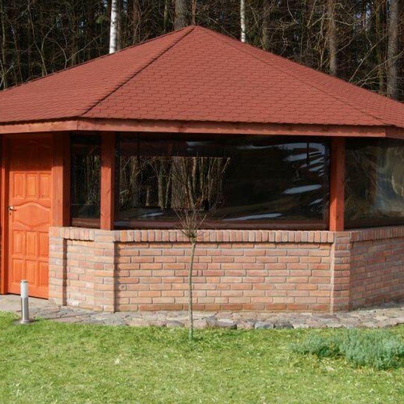 Folia przeźroczysta do okien i altan Gągławki №280365