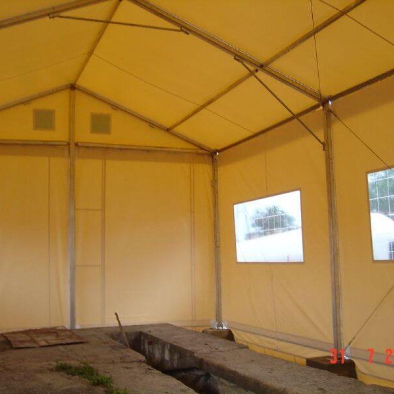 Hala namiotowa warsztatowa Kętrzyn №280376