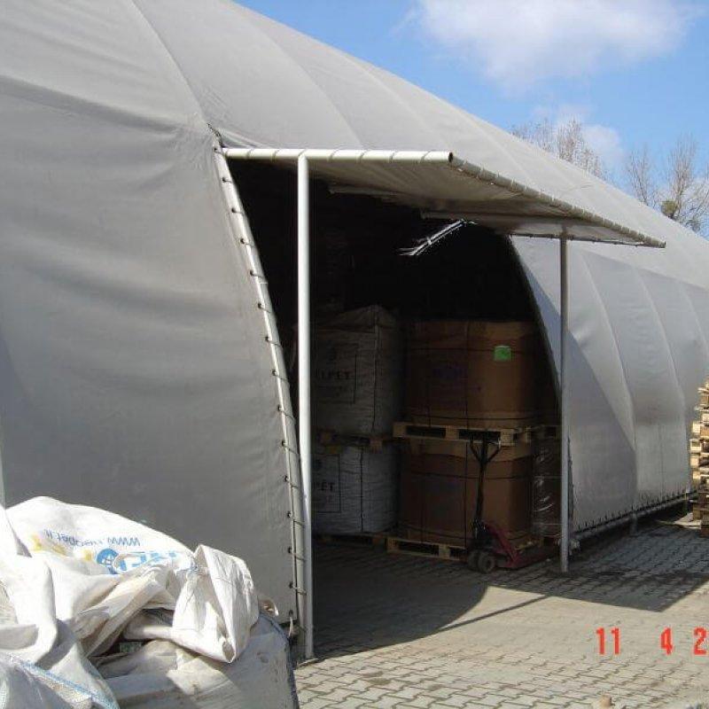 Hala namiotowa łukowa Aleksandrów Kujawski №40169