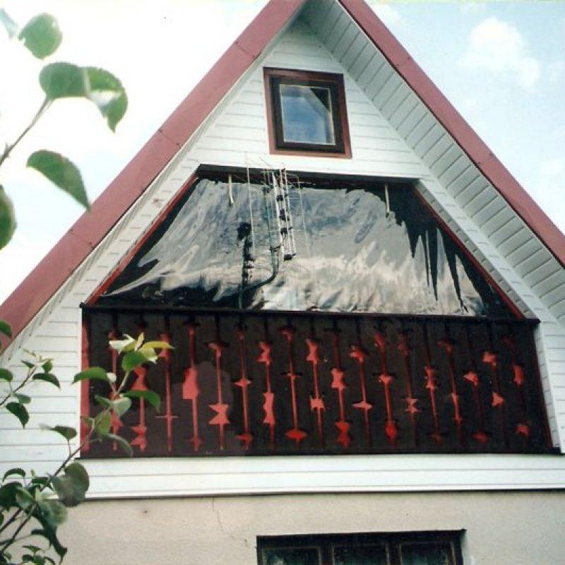 Folia przeźroczysta do okien i altan Jabłonowo №280507