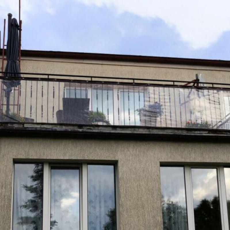 Folia przeźroczysta do okien i altan Olsztyn №280308