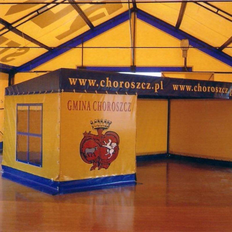 Hala namiotowa wystawiennicza Choroszcz №200526