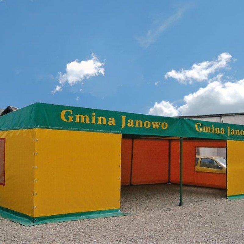 Hala namiotowa wystawiennicza Janowo №280532