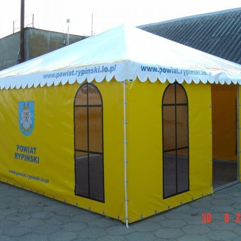 Hale namiotowa wystawiennicza Rypin №40182