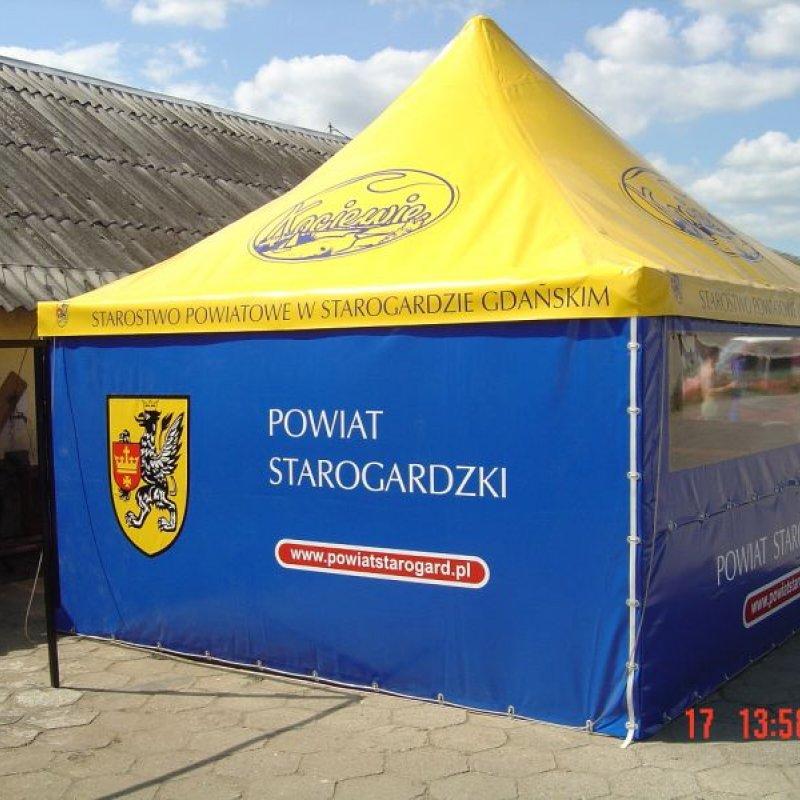 Hala namiotowa wystawiennicza Stargard №320518