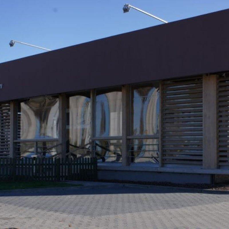 Folia przeźroczysta do okien i altan Drobin №140217