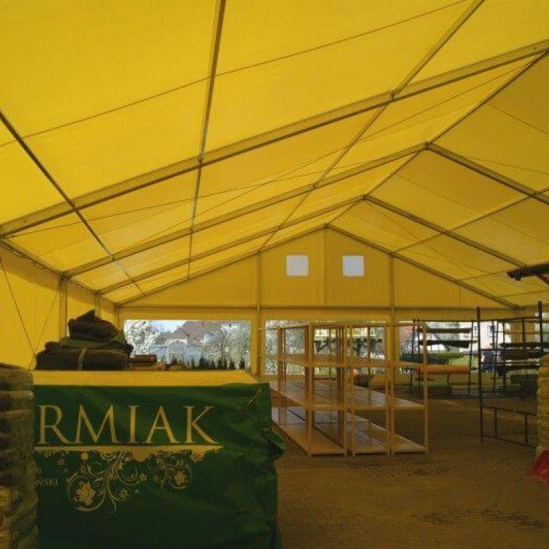 Hala namiotowa wystawiennicza Lidzbark Warmiński №280386