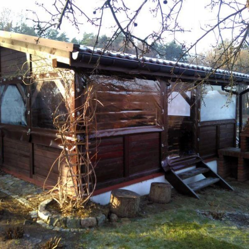 Folia przeźroczysta do okien i altan Olsztyn №280325