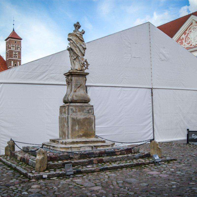 Wynajęte hale namiotowe w Lidzbarku Warmińskim Lidzbark Warmiński №280870
