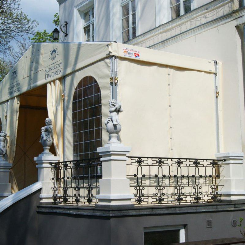 Hala nad tarasem w Chamsku Żuromin №140795