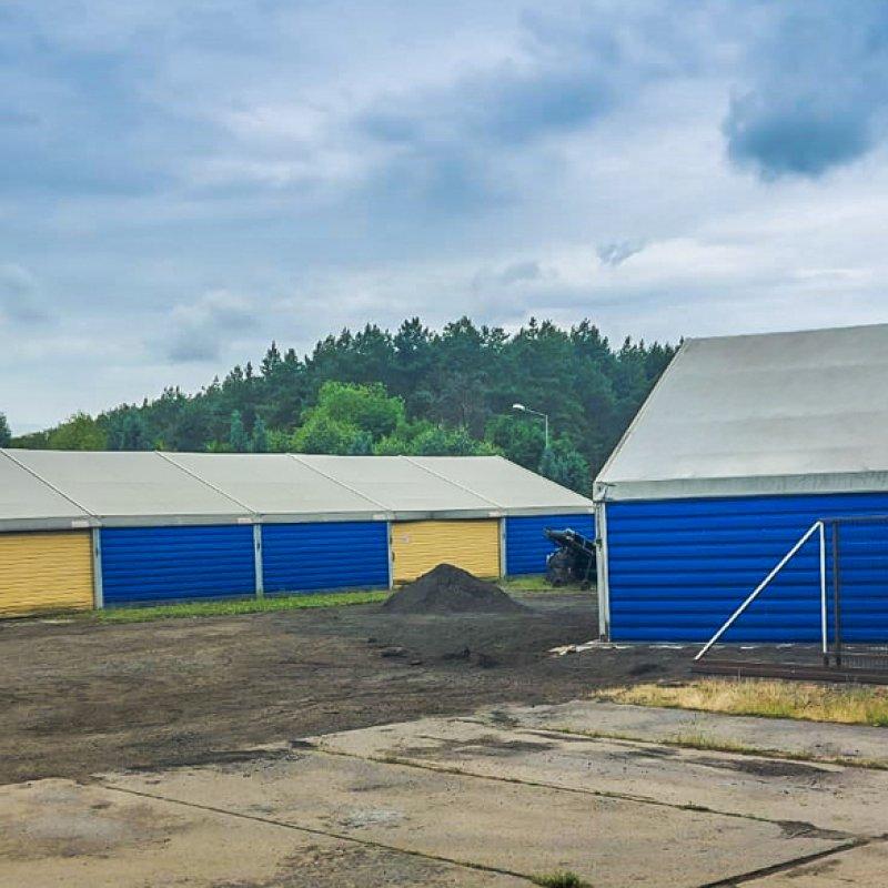 Rekonstrukcja hali 15x10 w Policach Police №321138